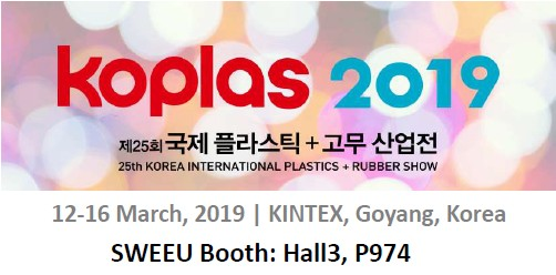 We will attend Koplas2019 on March 12-16 !